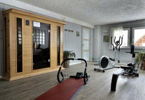 Salle de fitness Hôtel La Mayt