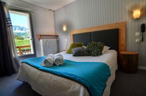 Hotel écologique dans les Alpes du Sud