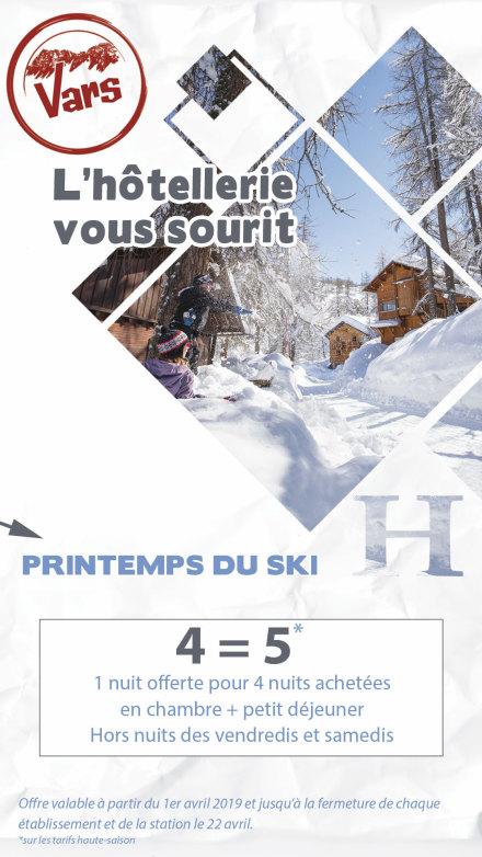 Bon plan La Mayt - Printemps du Ski